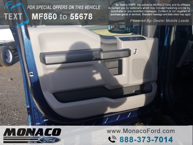 2019 F-550 Regular Cab DRW 4x4,  Cab Chassis #192905 - photo 10