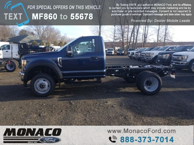 2019 F-550 Regular Cab DRW 4x4,  Cab Chassis #192905 - photo 5