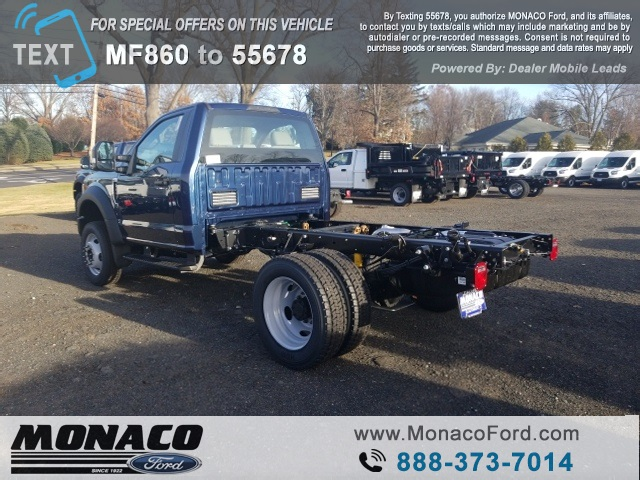 2019 F-550 Regular Cab DRW 4x4,  Cab Chassis #192905 - photo 2