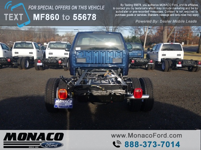 2019 F-550 Regular Cab DRW 4x4,  Cab Chassis #192905 - photo 6