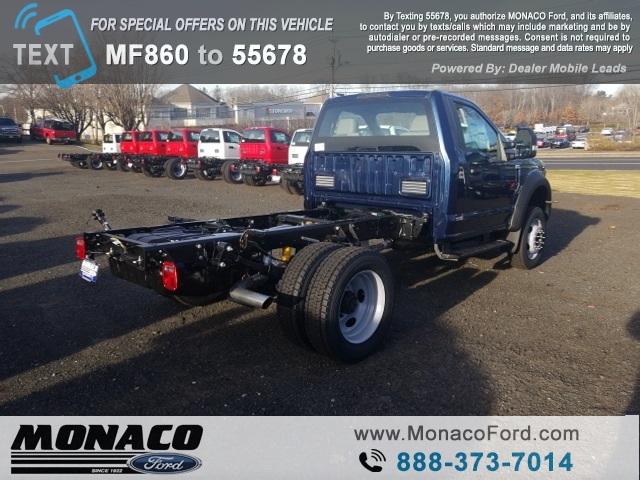 2019 F-550 Regular Cab DRW 4x4,  Cab Chassis #192905 - photo 7