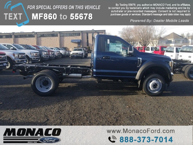 2019 F-550 Regular Cab DRW 4x4,  Cab Chassis #192905 - photo 8