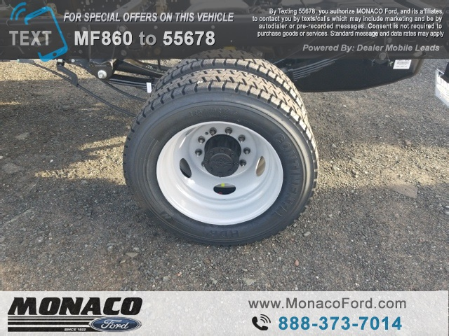 2019 F-550 Regular Cab DRW 4x4,  Cab Chassis #192905 - photo 9