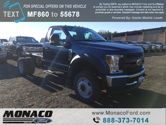 2019 F-550 Regular Cab DRW 4x4,  Cab Chassis #192906 - photo 3