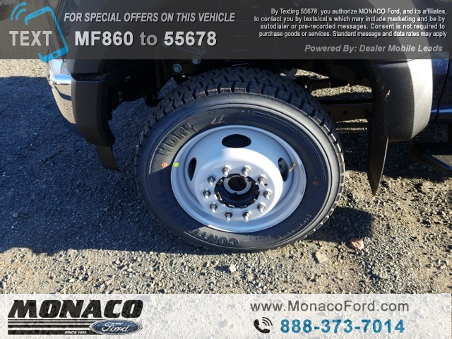 2019 F-550 Regular Cab DRW 4x4,  Cab Chassis #192906 - photo 10