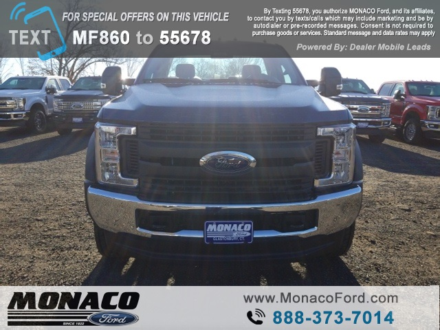 2019 F-550 Regular Cab DRW 4x4,  Cab Chassis #192906 - photo 4