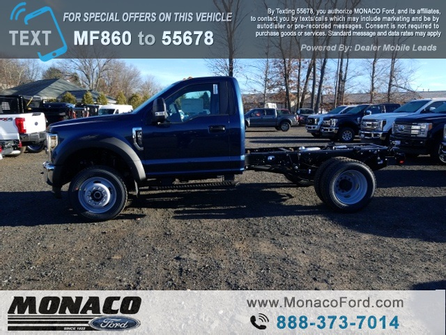 2019 F-550 Regular Cab DRW 4x4,  Cab Chassis #192906 - photo 5