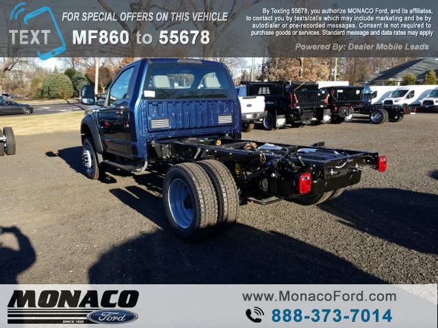 2019 F-550 Regular Cab DRW 4x4,  Cab Chassis #192906 - photo 2