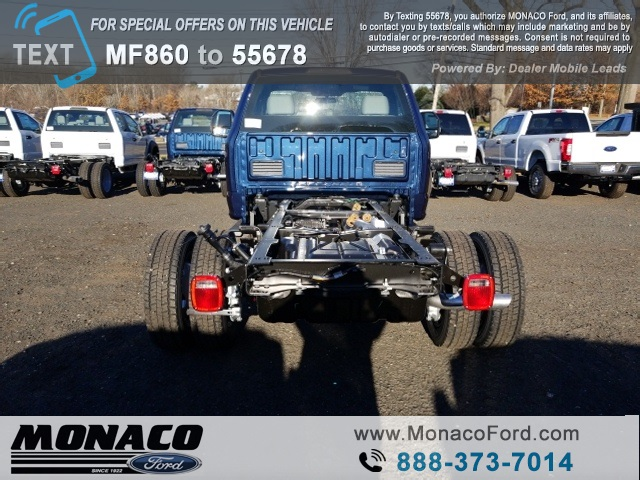 2019 F-550 Regular Cab DRW 4x4,  Cab Chassis #192906 - photo 6