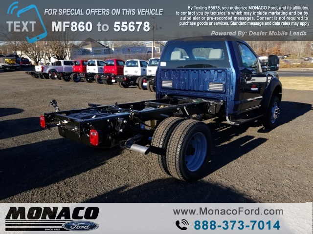 2019 F-550 Regular Cab DRW 4x4,  Cab Chassis #192906 - photo 7