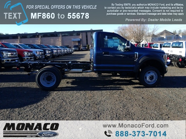 2019 F-550 Regular Cab DRW 4x4,  Cab Chassis #192906 - photo 8