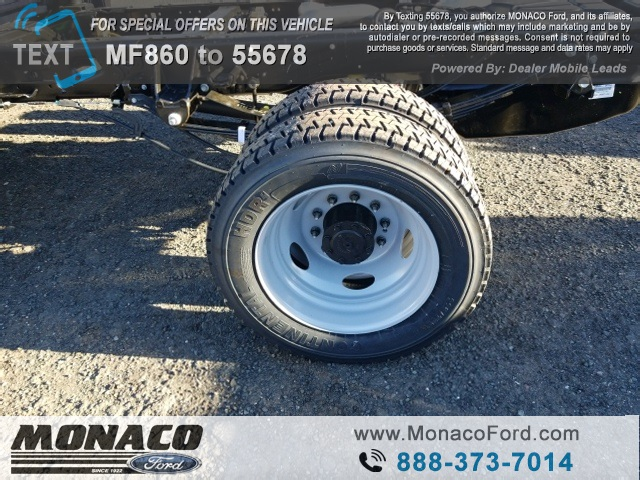 2019 F-550 Regular Cab DRW 4x4,  Cab Chassis #192906 - photo 9