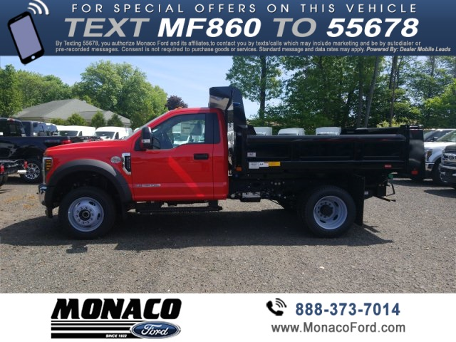 2019 F-550 Regular Cab DRW 4x4,  Cab Chassis #192907 - photo 5