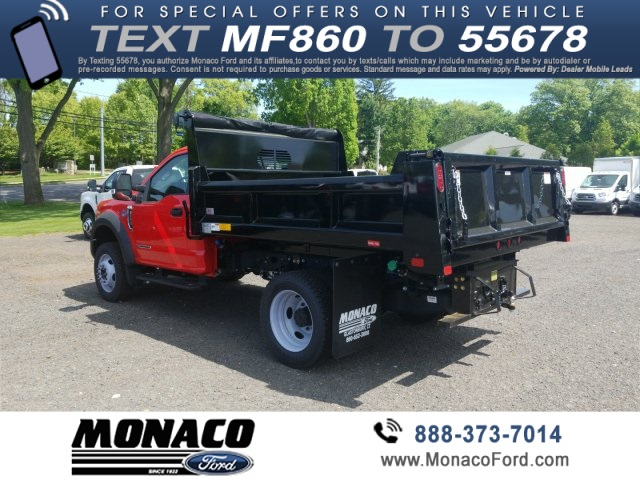 2019 F-550 Regular Cab DRW 4x4,  Cab Chassis #192907 - photo 2