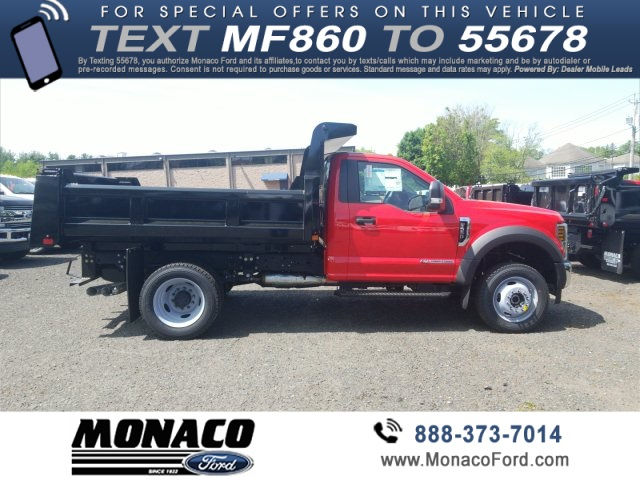 2019 F-550 Regular Cab DRW 4x4,  Cab Chassis #192907 - photo 8