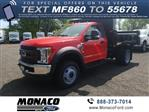 2019 F-550 Regular Cab DRW 4x4,  Cab Chassis #192907 - photo 1