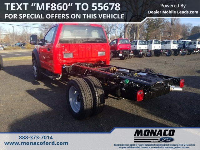 2019 F-550 Regular Cab DRW 4x4,  Cab Chassis #192911 - photo 2