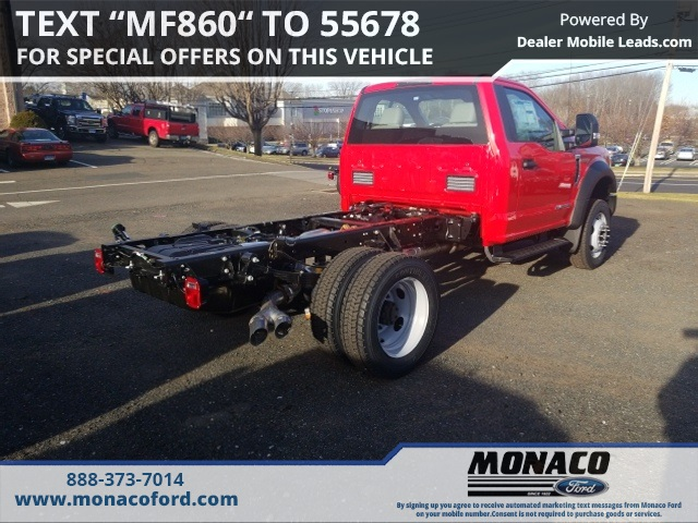 2019 F-550 Regular Cab DRW 4x4,  Cab Chassis #192911 - photo 7