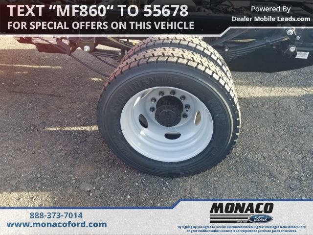 2019 F-550 Regular Cab DRW 4x4,  Cab Chassis #192911 - photo 9