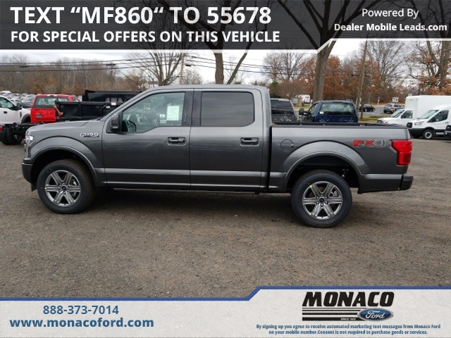 2019 F-150 SuperCrew Cab 4x4,  Pickup #192918 - photo 5