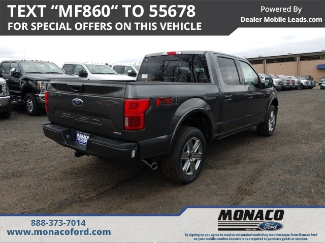 2019 F-150 SuperCrew Cab 4x4,  Pickup #192918 - photo 8