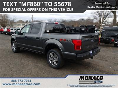 2019 F-150 SuperCrew Cab 4x4,  Pickup #192918 - photo 2