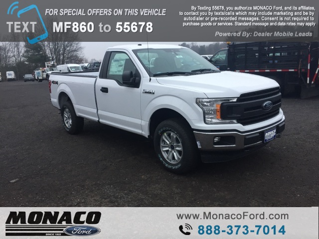 2019 F-150 Regular Cab 4x4,  Pickup #192927 - photo 3