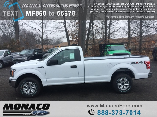 2019 F-150 Regular Cab 4x4,  Pickup #192927 - photo 5