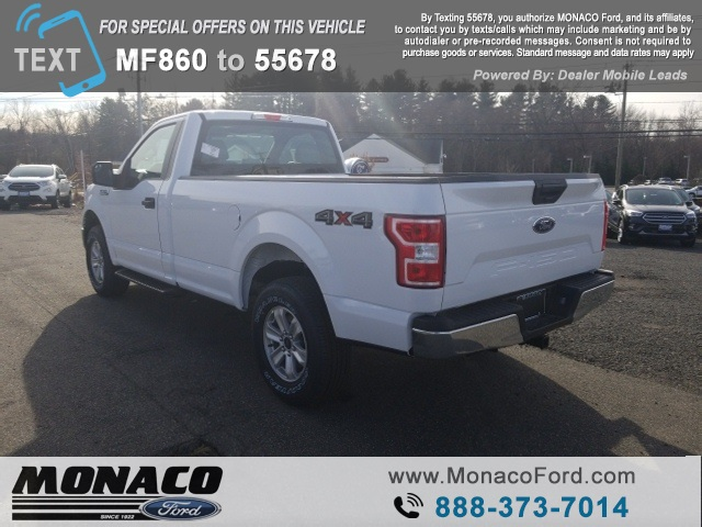 2019 F-150 Regular Cab 4x4,  Pickup #192934 - photo 2