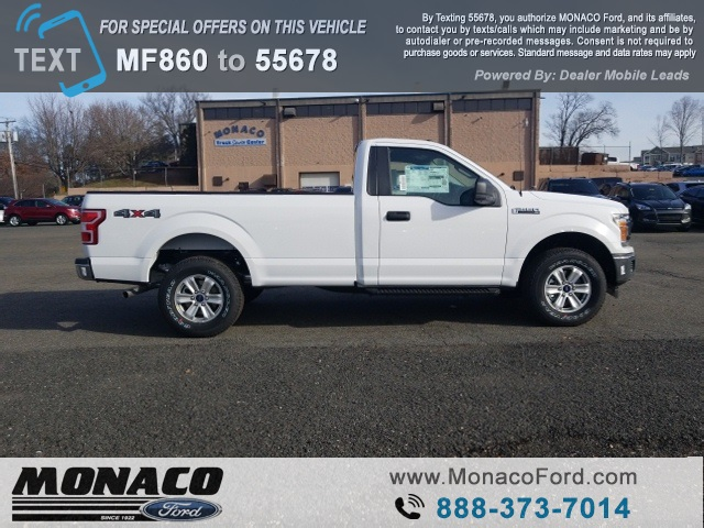 2019 F-150 Regular Cab 4x4,  Pickup #192934 - photo 8