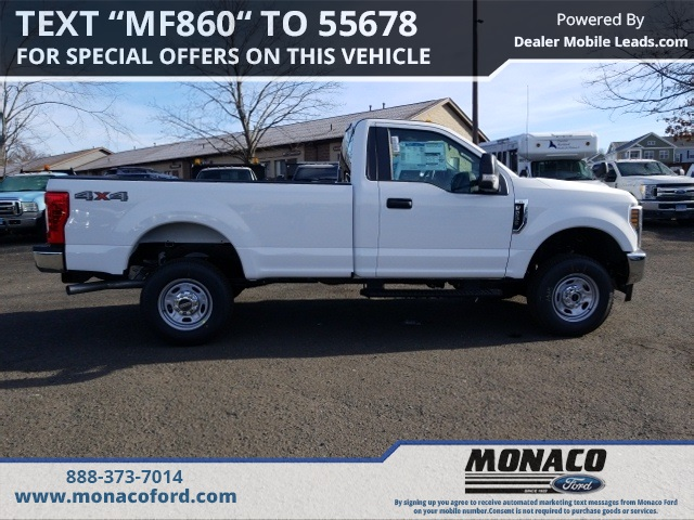 2019 F-250 Regular Cab 4x4,  Pickup #192955 - photo 8