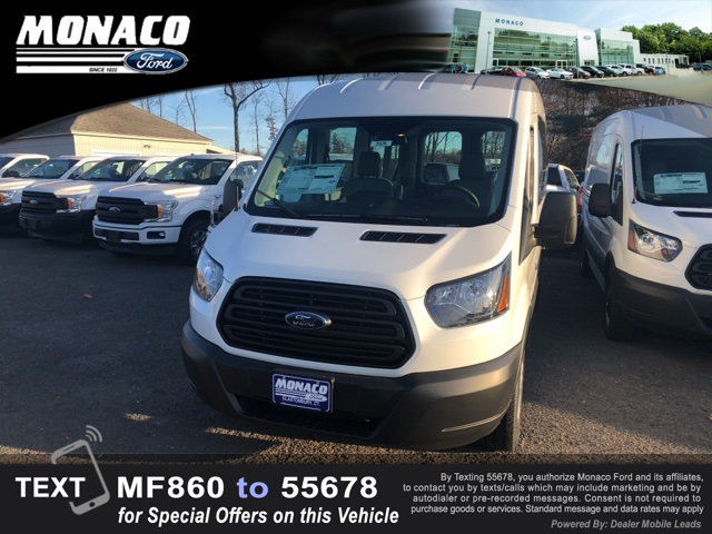 2019 Ford Transit 350 Med Roof 4x2, Empty Cargo Van #193926 - photo 1