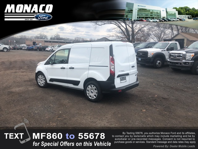 2020 Ford Transit Connect, Empty Cargo Van #204272 - photo 1