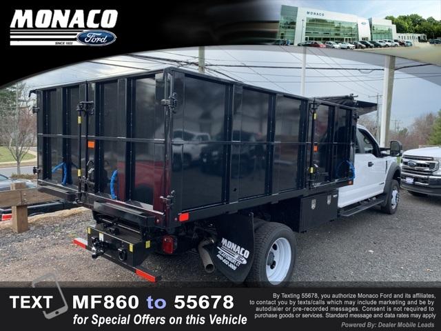 2020 Ford F-450 Crew Cab DRW 4x4, PJ's Landscape Dump #204746 - photo 1