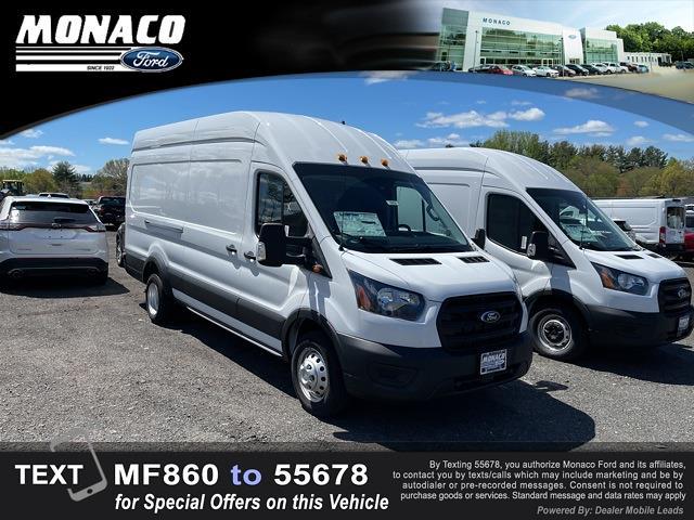 2020 Ford Transit 350 HD High Roof DRW 4x2, Empty Cargo Van #204858 - photo 1