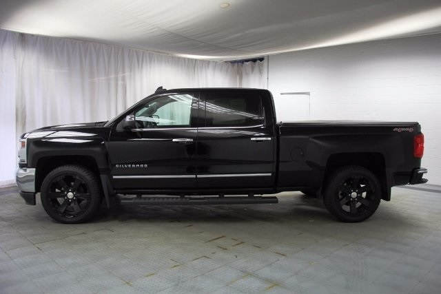 2016 Silverado 1500 Crew Cab 4x4 Pickup #15813P - photo 5