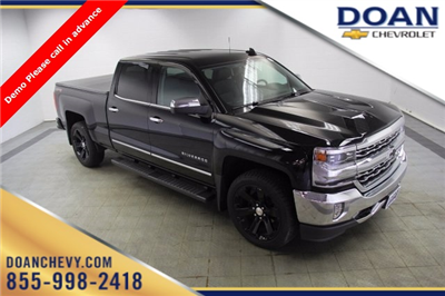 2016 Silverado 1500 Crew Cab 4x4 Pickup #15813P - photo 1