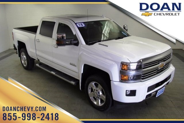 2016 Silverado 2500 Crew Cab 4x4, Pickup #15873P - photo 1