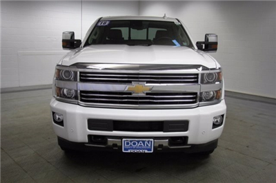 2016 Silverado 2500 Crew Cab 4x4, Pickup #15873P - photo 4