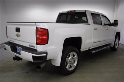 2016 Silverado 2500 Crew Cab 4x4, Pickup #15873P - photo 9