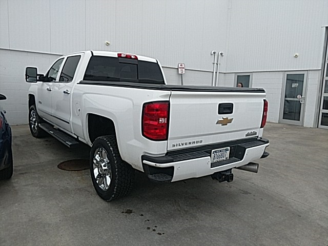 2017 Silverado 2500 Crew Cab 4x4, Pickup #15975P - photo 2