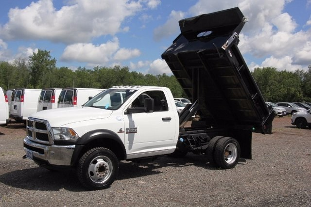 2014 Ram 5500 Regular Cab DRW 4x4, Dump Body #16045P - photo 17