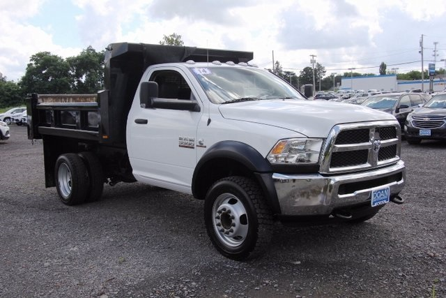 2014 Ram 5500 Regular Cab DRW 4x4, Dump Body #16045P - photo 2
