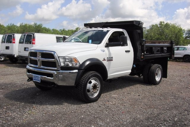2014 Ram 5500 Regular Cab DRW 4x4, Dump Body #16045P - photo 5