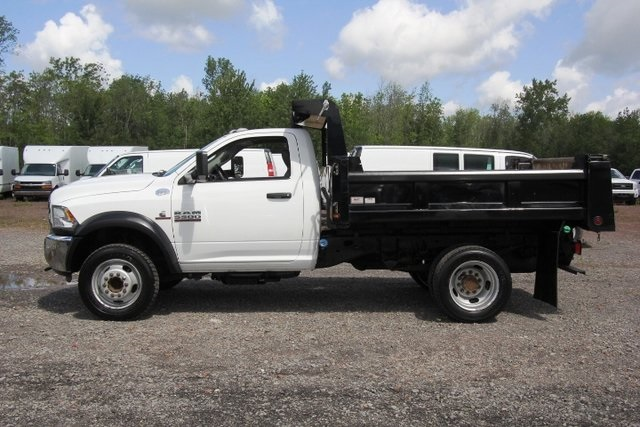 2014 Ram 5500 Regular Cab DRW 4x4, Dump Body #16045P - photo 6