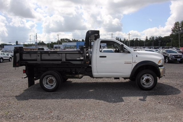 2014 Ram 5500 Regular Cab DRW 4x4, Dump Body #16045P - photo 9
