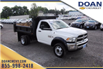 2014 Ram 5500 Regular Cab DRW 4x4, Dump Body #16045P - photo 1