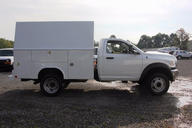 2015 Ram 5500 Regular Cab DRW 4x4, Service Utility Van #16120P - photo 10