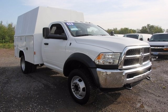 2015 Ram 5500 Regular Cab DRW 4x4, Service Utility Van #16120P - photo 3