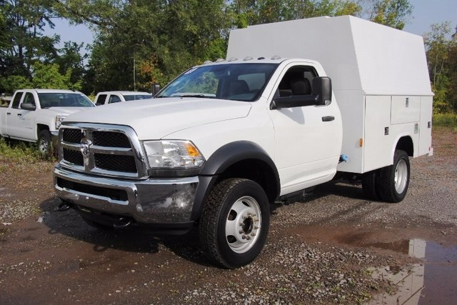 2015 Ram 5500 Regular Cab DRW 4x4, Service Utility Van #16120P - photo 5